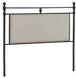 Kelly Clarkson Home Broughton Upholstered Panel Headboard Size: Queen
