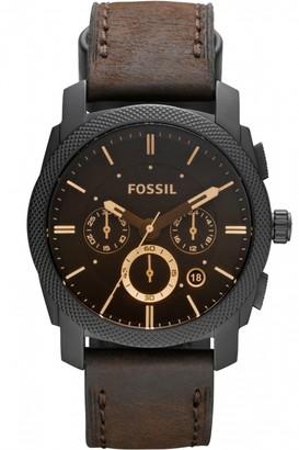 Fossil Mens Machine Chronograph Watch FS4656