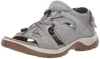 Ecco Offroad, Women's Wedge Heels Sandals,8/8.5 UK (42 EU)
