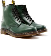 Dr. Martens 8 Eye Classic Boot Green
