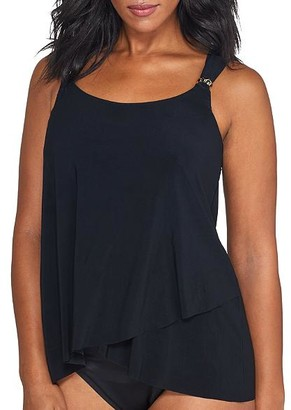 Miraclesuit Dazzle Underwire Tankini Top DD-Cups