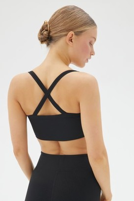 YEAR OF OURS Ribbed Curve Sports Bra