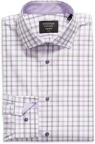 Thumbnail for your product : Nordstrom Trim Fit Plaid Non-Iron Dress Shirt