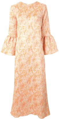 Bambah Camelia kaftan dress