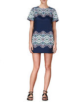 Cynthia Rowley Paisley Shift Dress