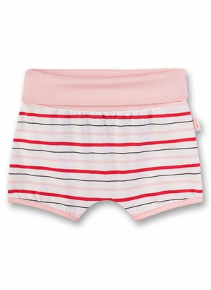 Sanetta Baby Girls' Kurze Hose Short