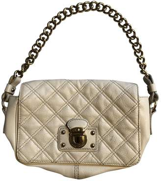 Marc Jacobs Single White Leather Handbags