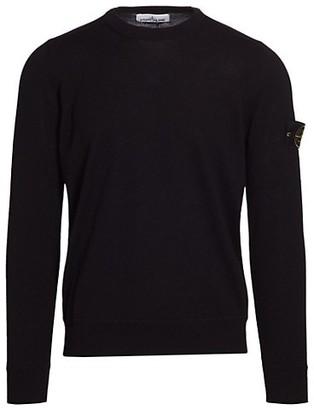 Stone Island Lightweight Wool Sweater