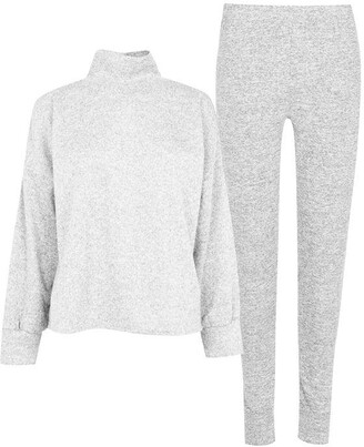 Linea Turtle Neck Top and Joggers Co Ord Set