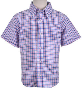 E-Land Kids E Land Seersucker Shirt