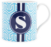 Jonathan Adler Light Blue Carnaby Mug - S