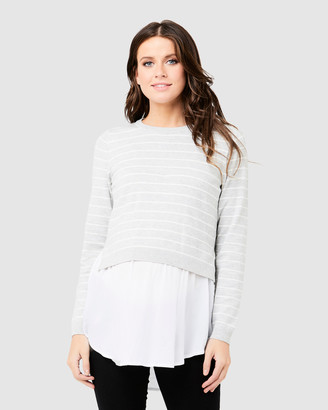 Ripe Maternity Sia Nursing Knit