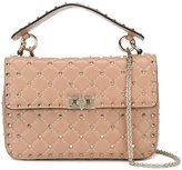 Valentino Garavani Valentino 'Rockstud Spike' crossbody bag - women - Leather/Metal (Other) - One Size