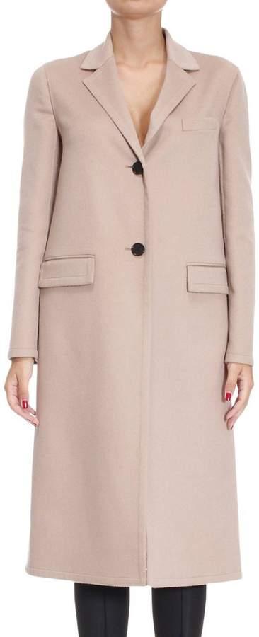 Valentino Coat Coat Woman