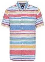 Tommy Hilfiger Men's Multi block shirt