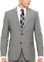 Jf J.Ferrar JF Texture Stretch Gray Jacket Slim