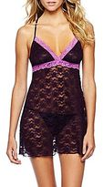 JCPenney Cosmopolitan Stretch Lace Chemise