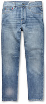 Brunello Cucinelli - Faded Denim Jeans