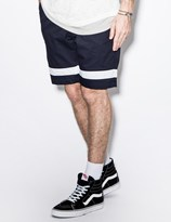 Publish Navy Gauguin Shorts