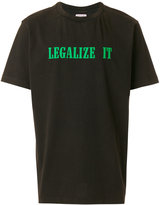 Palm Angels Legalize It T-shirt