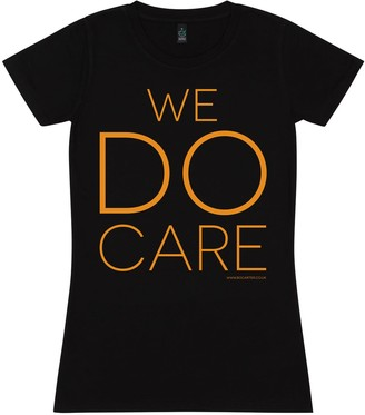 Bo Carter We Do Care T-Shirt (Black)