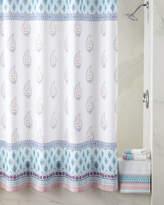 Dena Home Boho Shower Curtain
