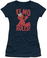 Sesame Street Elmo Face Womens Tank Top
