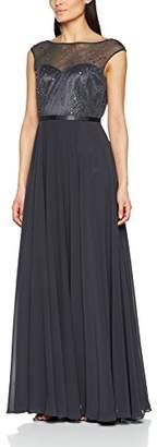 Vera Mont Women's 2179/5000 Party Dress Shale Grey 8530