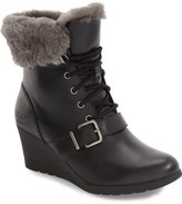 UGG Janney Waterproof Thinsulate ® Wedge Bootie (Women)