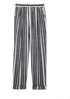 Two by Vince Camuto Striped Cuffed Pants