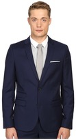 The Kooples Fitted Suit Jacket w/ Pocket Square Men's Jacket