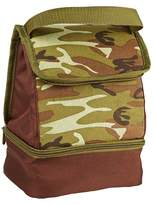 Fit & Fresh Kids Austin Insulated Lunch Bag - Forest Camo