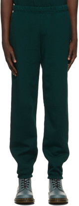 LES TIEN Green Classic Lounge Pants