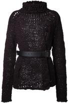 Rundholz knitted turtleneck pullover