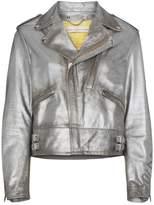 Golden Goose Deluxe Brand Chiodo biker jacket