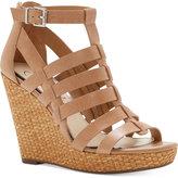 Jessica Simpson Jeyne Strappy Platform Wedge Sandals
