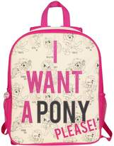 My Little Pony Double Sided Backpack