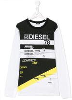 Diesel Teen Tebre T-shirt