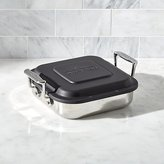 Crate & Barrel All Clad ® Square Baker with Lid