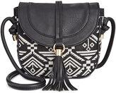 INC International Concepts Lottey Saddle Crossbody, Only at Macy's