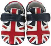Jack & Lily Union Jack Shoe (Baby)