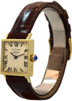 One Kings Lane Vintage 1990s Van Cleef & Arpels Ladies Watch