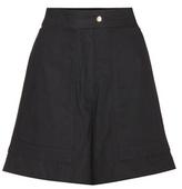 Isabel Marant Short Taille Haute En