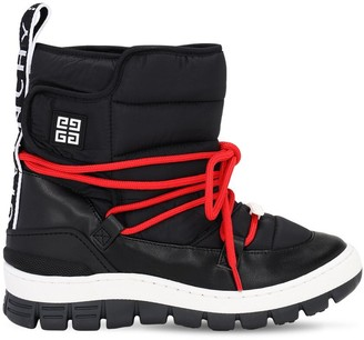 Givenchy Water Resistant Techno Ski Boots
