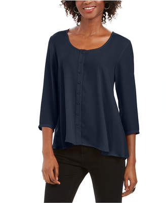 Style&Co. Style & Co Swing Blouse
