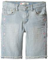 Levi's Sideseam Bermuda Shorts (Little Kids)
