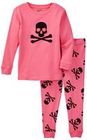 Leveret Pajamas Set (Toddler, Little Girls, & Big Girls)
