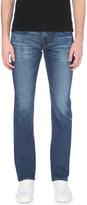 AG Jeans Matchbox slim-fit straight-leg jeans