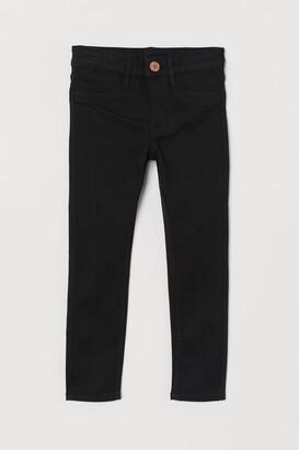 H&M Skinny Fit Jeans - Black