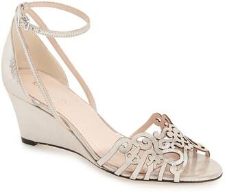 Klub Nico 'Kingston' Ankle Strap Wedge Sandal